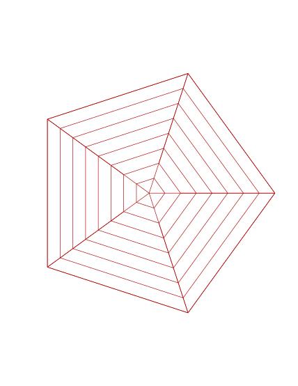 700398327-spider-concentric-pentagon-graph-paper