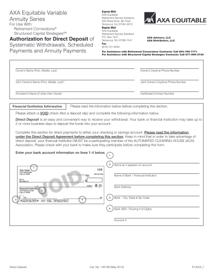 7105748-fillable-axa-equitable-direct-deposit-form