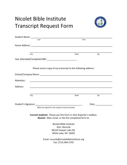 73544244-nicolet-bible-institute-transcript-request-form-nicoletbibleinstitute