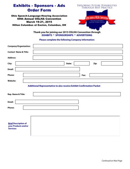 76493664-2015-exhibit-sponsorship-advertising-order-form-ohio-speech-bb-ohioslha