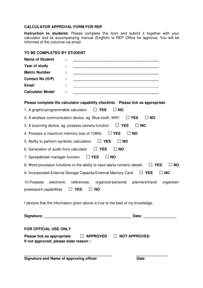 77602930-calculator-approval-form-for-rep-instruction-to-students-ntu-edu