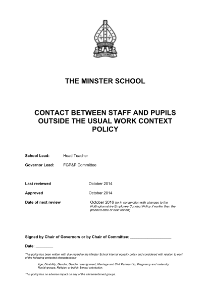 78202357-contact-between-staff-and-pupils-outside-usual-work-context-minster-notts-sch