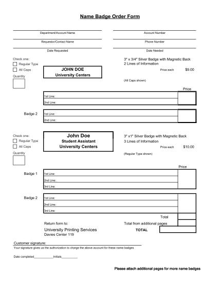 8455264-name-badge-order-form-john-doe-uwec