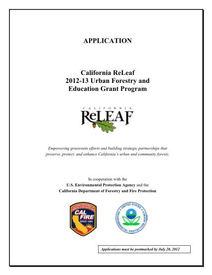 8773273-application-california-releaf-2012-13-urban-forestry-and-californiareleaf