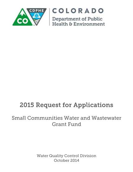 88816414-2015-request-for-applications-colorado
