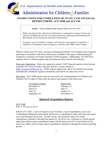 88934627-instructions-for-completion-of-state-tanf-financial-report-forms-instructions-for-completion-of-state-tanf-financial-report-forms-acf-hhs