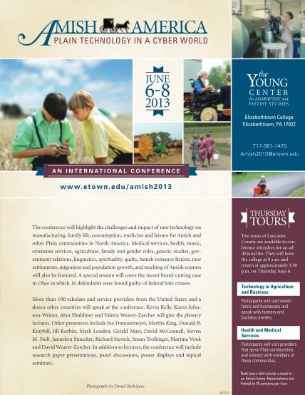 8927407-conference-brochure-elizabethtown-college-etown
