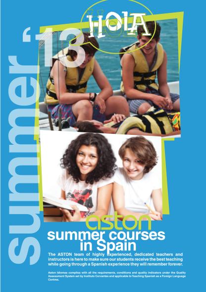 97855274-brochure-2013-summer-courses-in-spain-sprachreise