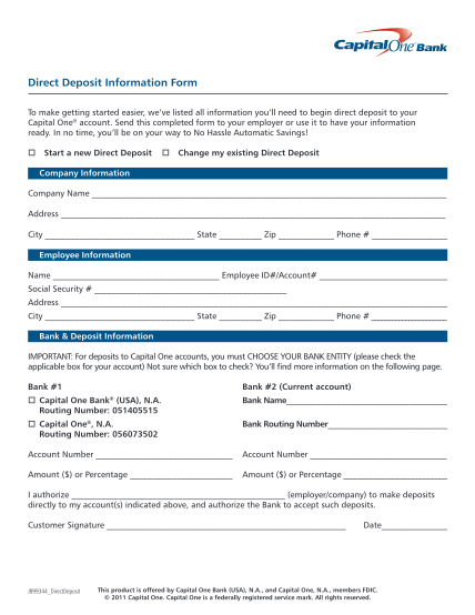 capital-one-direct-deposit-form