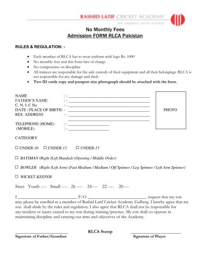 cricket-team-registration-form
