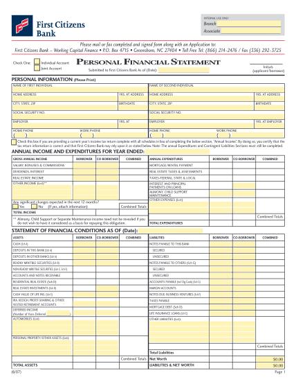 first-citizens-financial-statement