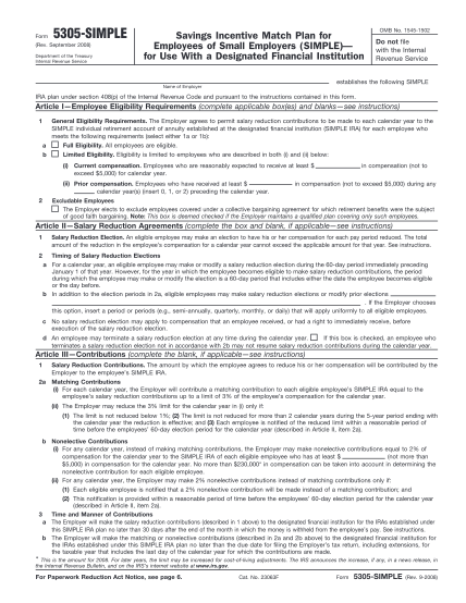 form-5305-simple