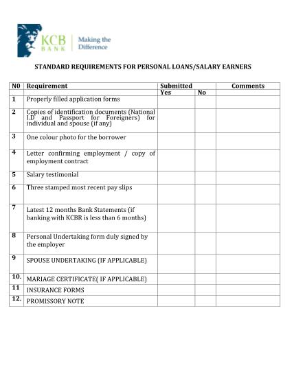 kcb-bank-loan-application-form