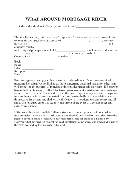owner-financing-contract-template