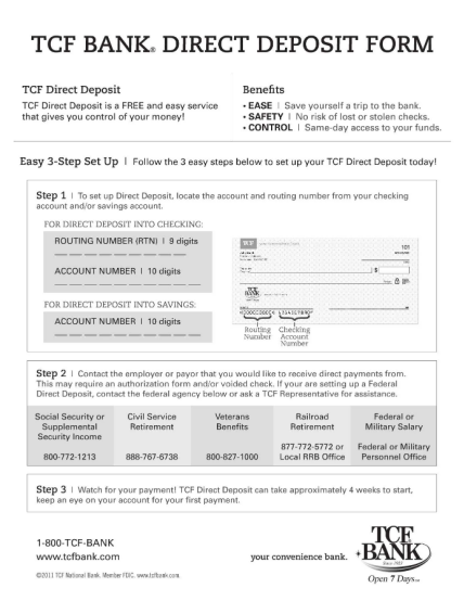 tcf-bank-direct-deposit-form