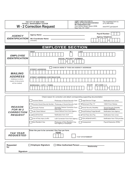 w-2-correction-request-form